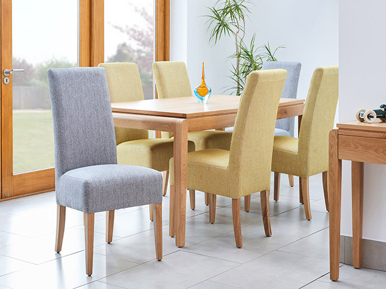 Dining Chairs Around Table