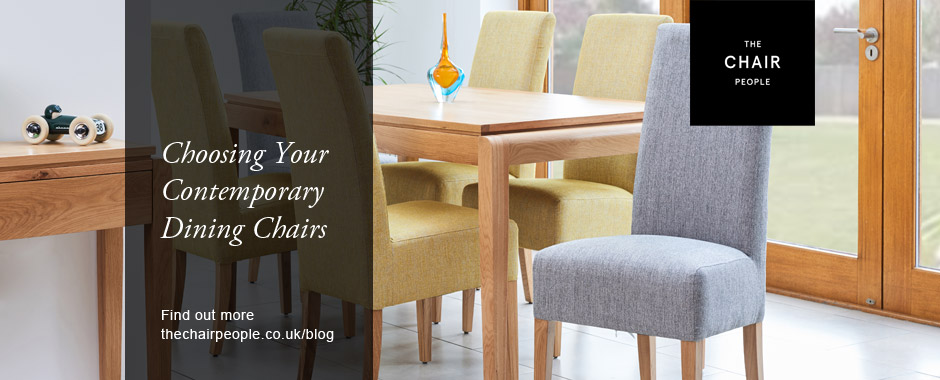 choosing your contemporary dining chairs