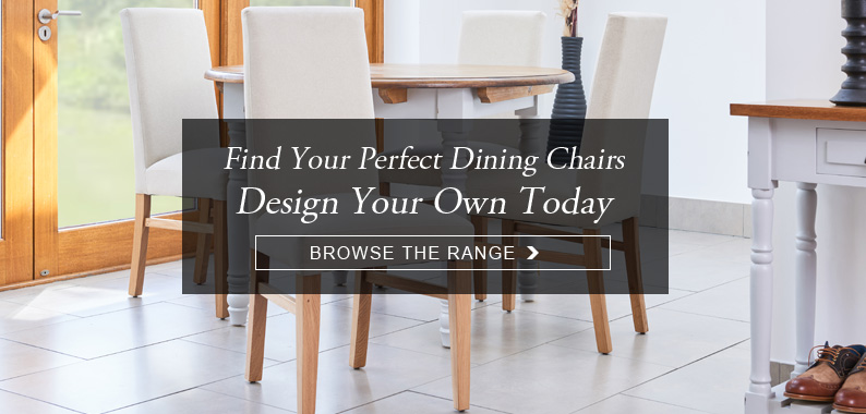 find your perfect dining chairs