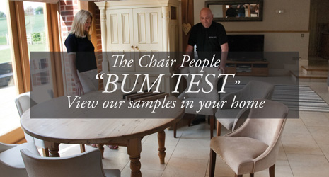 The Chair People Bum Test